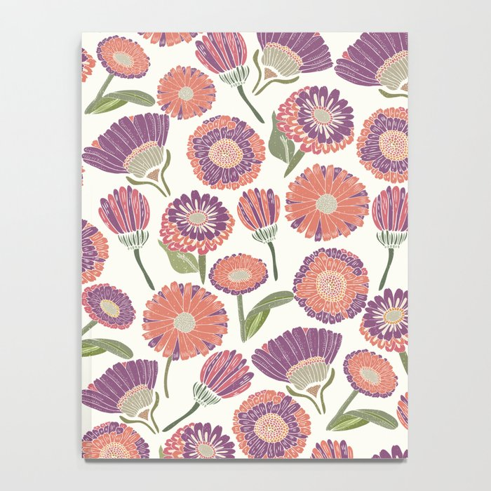 Our Florals Notebook