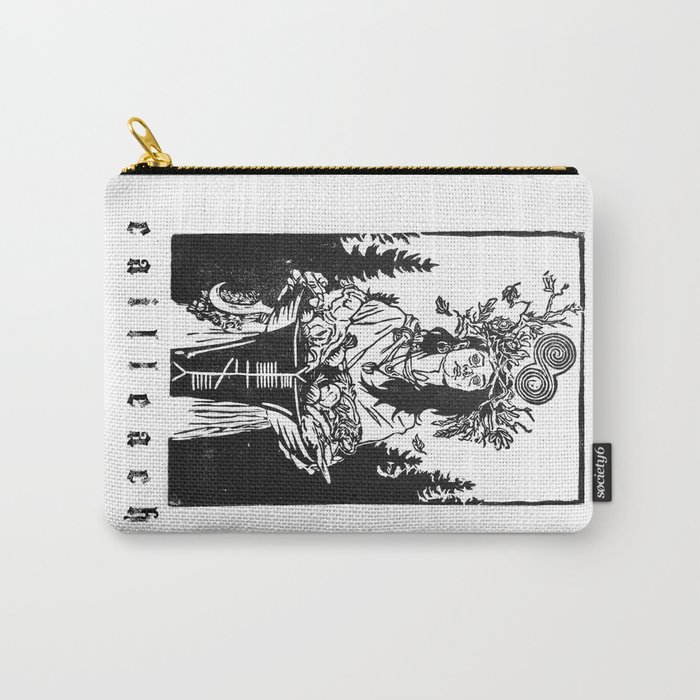 Cailleach Carry-All Pouch