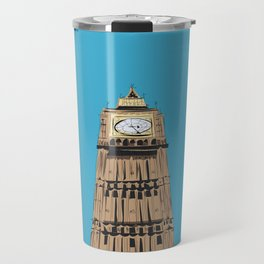London Big Ben Travel Mug