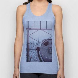 Perfect New York Night - City Life Unisex Tank Top