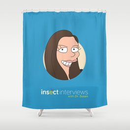 Dr. Susan Shower Curtain
