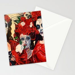 Tres Hermanas ( Three Sisters) Stationery Cards
