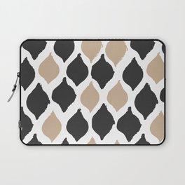 twocolors pattern Laptop Sleeve