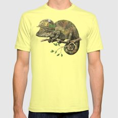 Born to Hide  X-LARGE Lemon Mens Fitted Tee