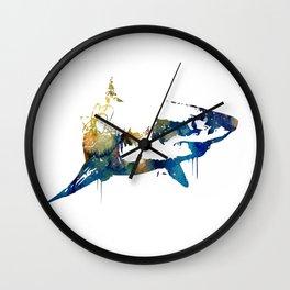 Little patronus - Jaw Wall Clock