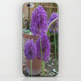 Purple Sensation iPhone Skin