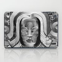 art deco iPad Cases featuring Deco by Mouseizm