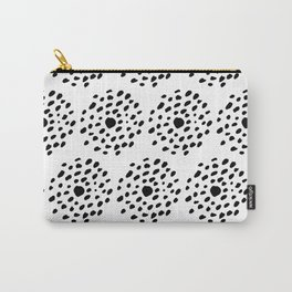 Abstract Hand Drawn Patterns No.2 Carry-All Pouch
