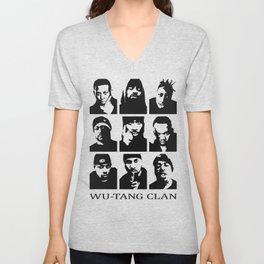 Wu Tang Unisex V-Neck