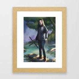 Laura Kinney Framed Art Print