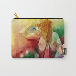 The Journey Gallery:  Dancing With The Universe Carry-All Pouch