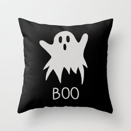 Are you scared ? #5 Throw Pillow