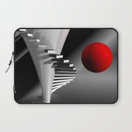go upstairs -2- Laptop Sleeve