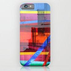 Distortion 3 iPhone 6s Slim Case