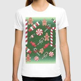 Christmas Candy Cheer T-shirt
