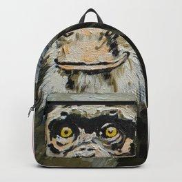 Billy Joe, the Chimpanzee (1969-2006) Backpack