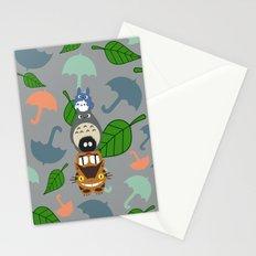 Troll Totem 4x6 Stationery Cards