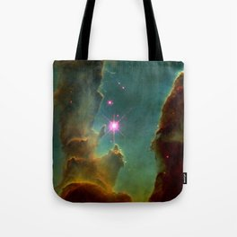 Eagle Nebula Tote Bag