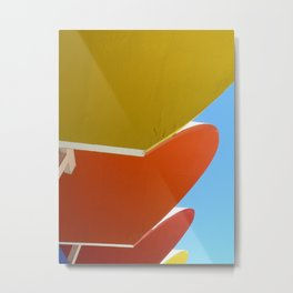 Tivoli World Benalmadena-Detail Metal Print