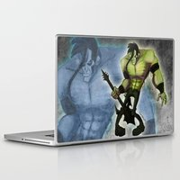 misfits Laptop & iPad Skins featuring Misfits by Roe Mesquita