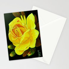 A Rose for You Stationery Cards
