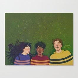 Seekers Canvas Print