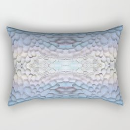Into the Ripples Rectangular Pillow