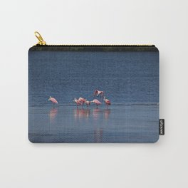 The Spoonbill Legend Lingers I Carry-All Pouch