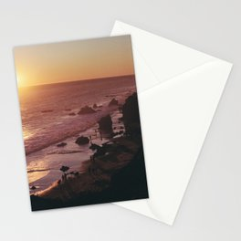 Sunset Beach Stationery Cards