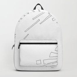 Composition #10 2016 Backpack