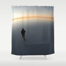 Salar De Uyuni Sunrise 4 Shower Curtain