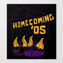 Homecoming '05 Canvas Print