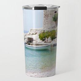 Hvar, Croatia Travel Mug