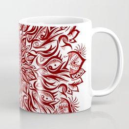 Fire-Garnet Coffee Mug