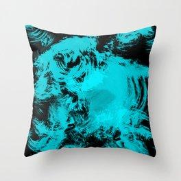 Smudge Throw Pillow