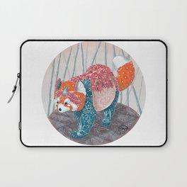 """ Red Panda "" by Teresa Ball ( TBall ) Laptop Sleeve"