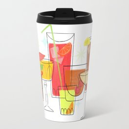 Swanky Summer Coolers Travel Mug