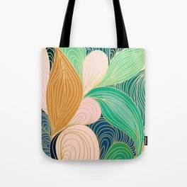 Swirly Interest Tote Bag