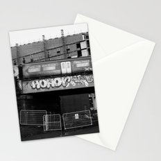 Surface Tension: Castlebank Street Stationery Cards