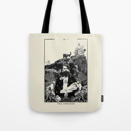 Fig. IV - The Emperor Tote Bag