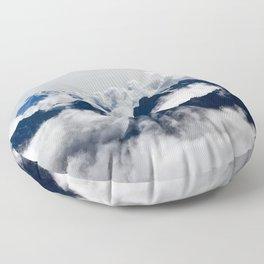 mountain # 5 Floor Pillow