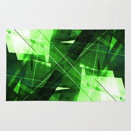 Elemental - Geometric Abstract Art Rug