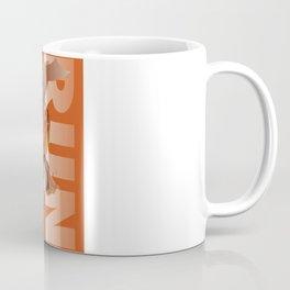 RUN ROBO RUN Coffee Mug
