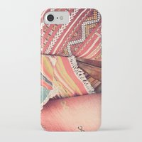 moroccan iPhone & iPod Cases featuring Moroccan by Paint Pattern Photo