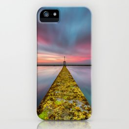 Fixed Link Or The Road To Hell iPhone Case