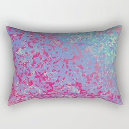 Colorful Corroded Background G284 Rectangular Pillow