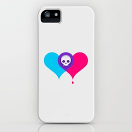 A Death-Marked Love iPhone Case