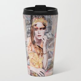 Out of time - deluxe Travel Mug