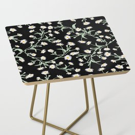 Oxeye (Black) Side Table
