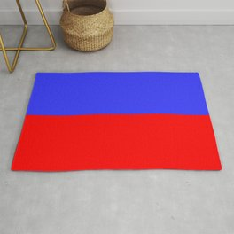 Flag of assisi Rug